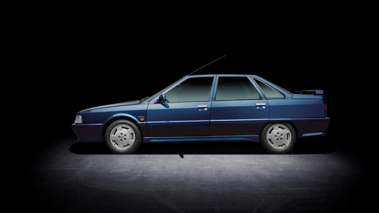 Renault 21 2L. Turbo - 1987