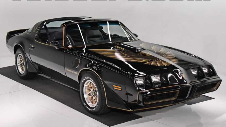Let Your Inner Bandit Run Wild With This 1979 Pontiac Trans Am Y84