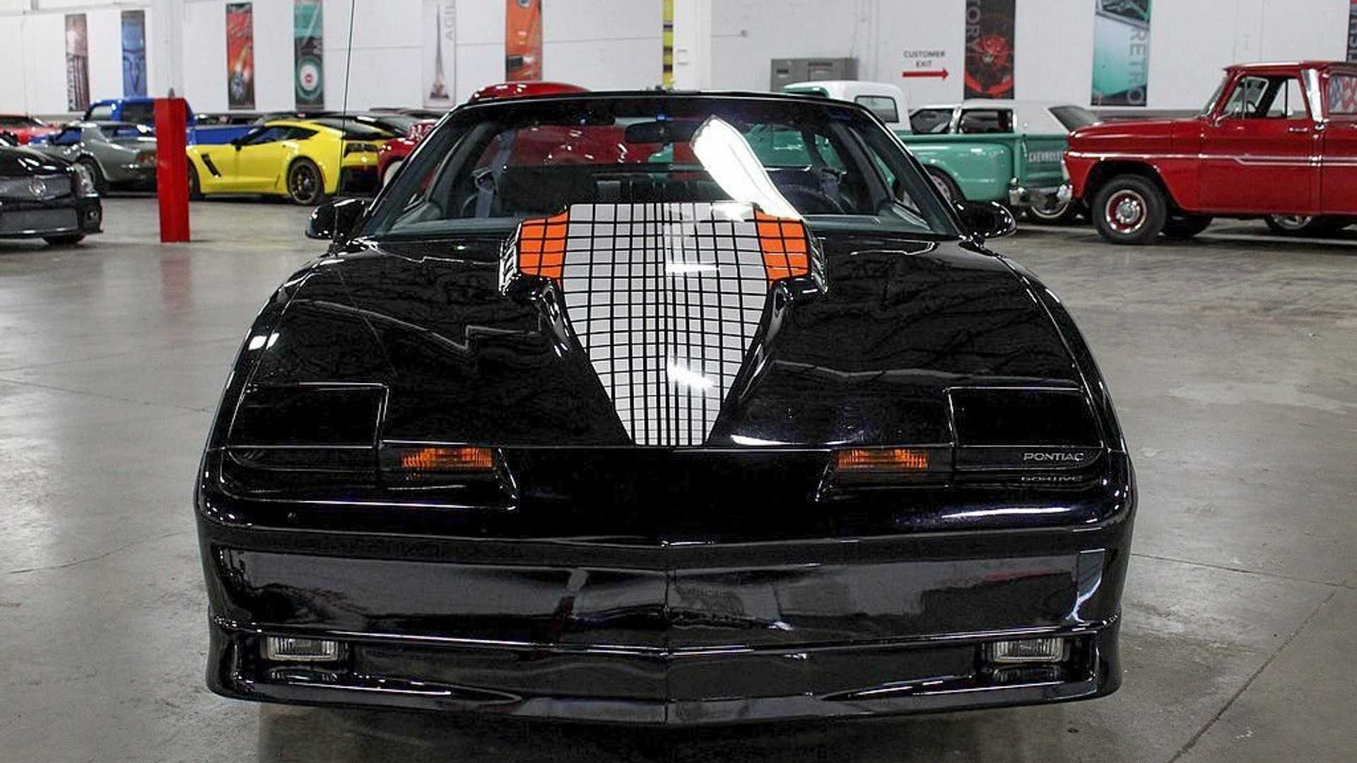 They Call This 1986 Pontiac Trans Am The Night Rider Motorious