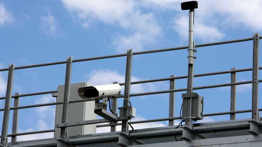 Aquí tienes los 50 radares que más multan en España