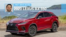 2020 lexus rx first drive review