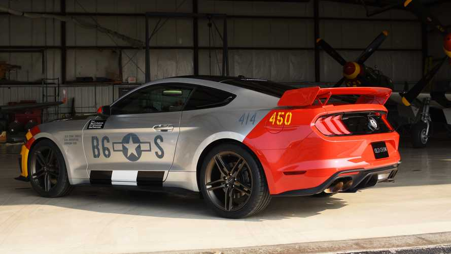 Ford Mustang GT 'Old Crow'