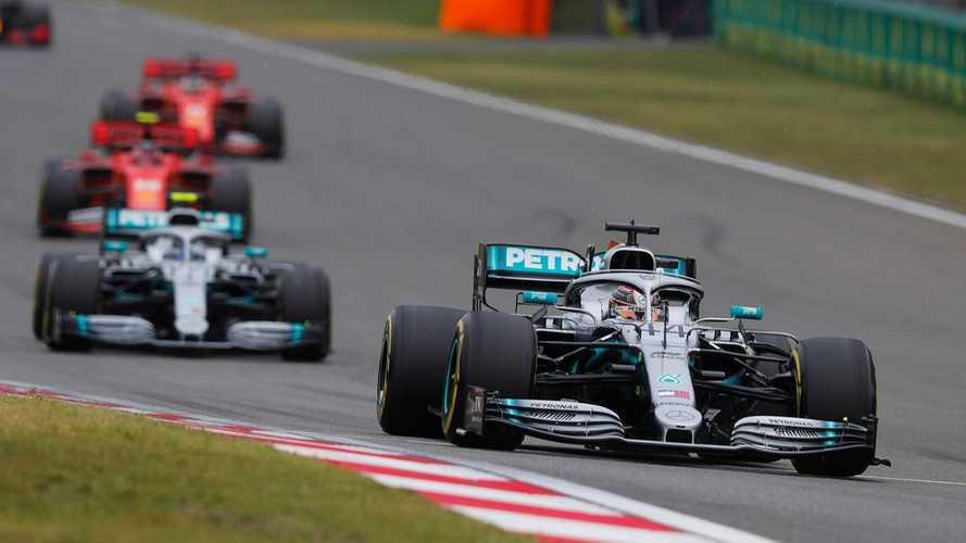 Mercedes ha vinto in Cina chiudendo con più benzina del previsto!