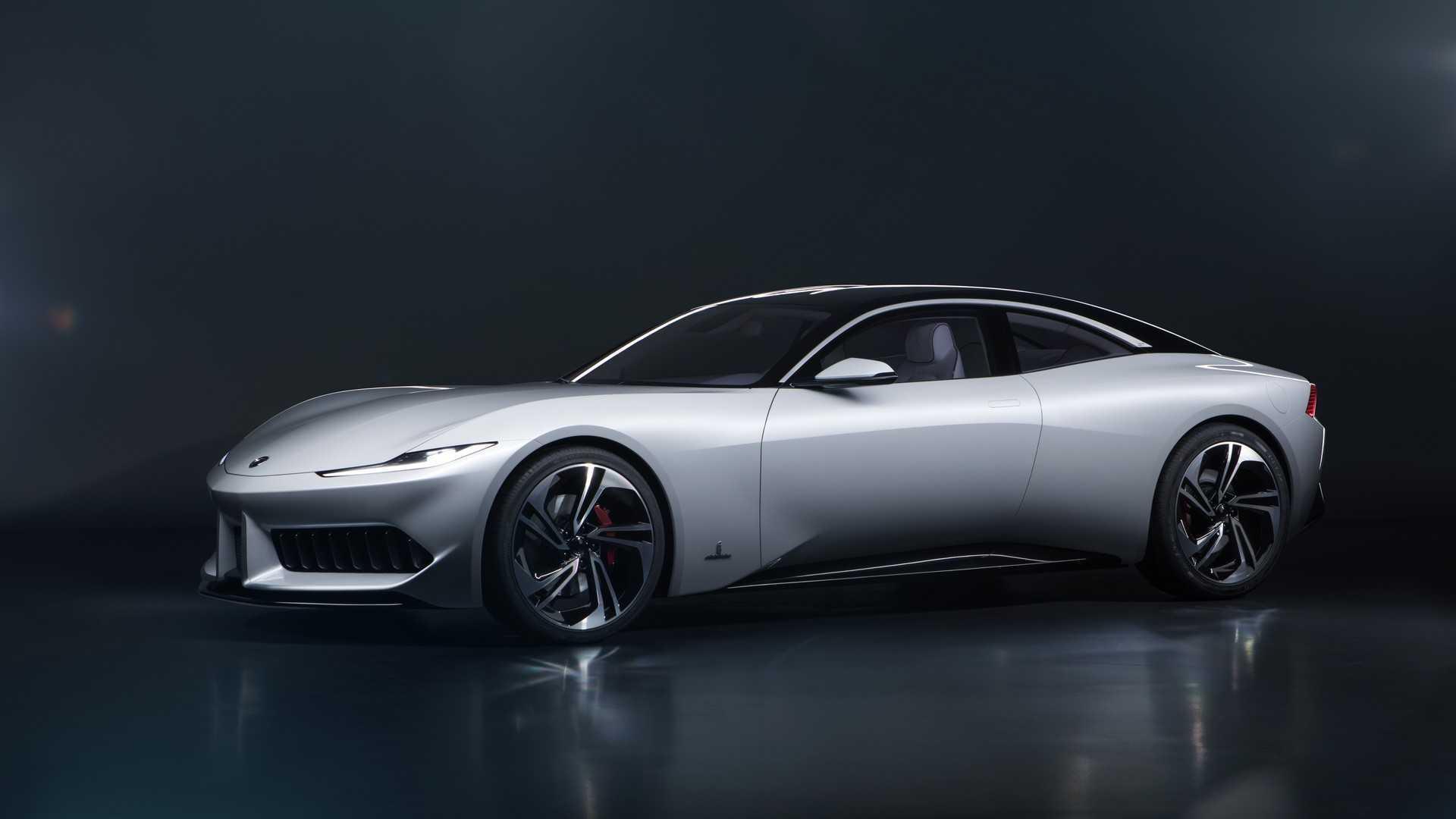 Karma Pininfarina GT - Un coupé hybride et très stylé