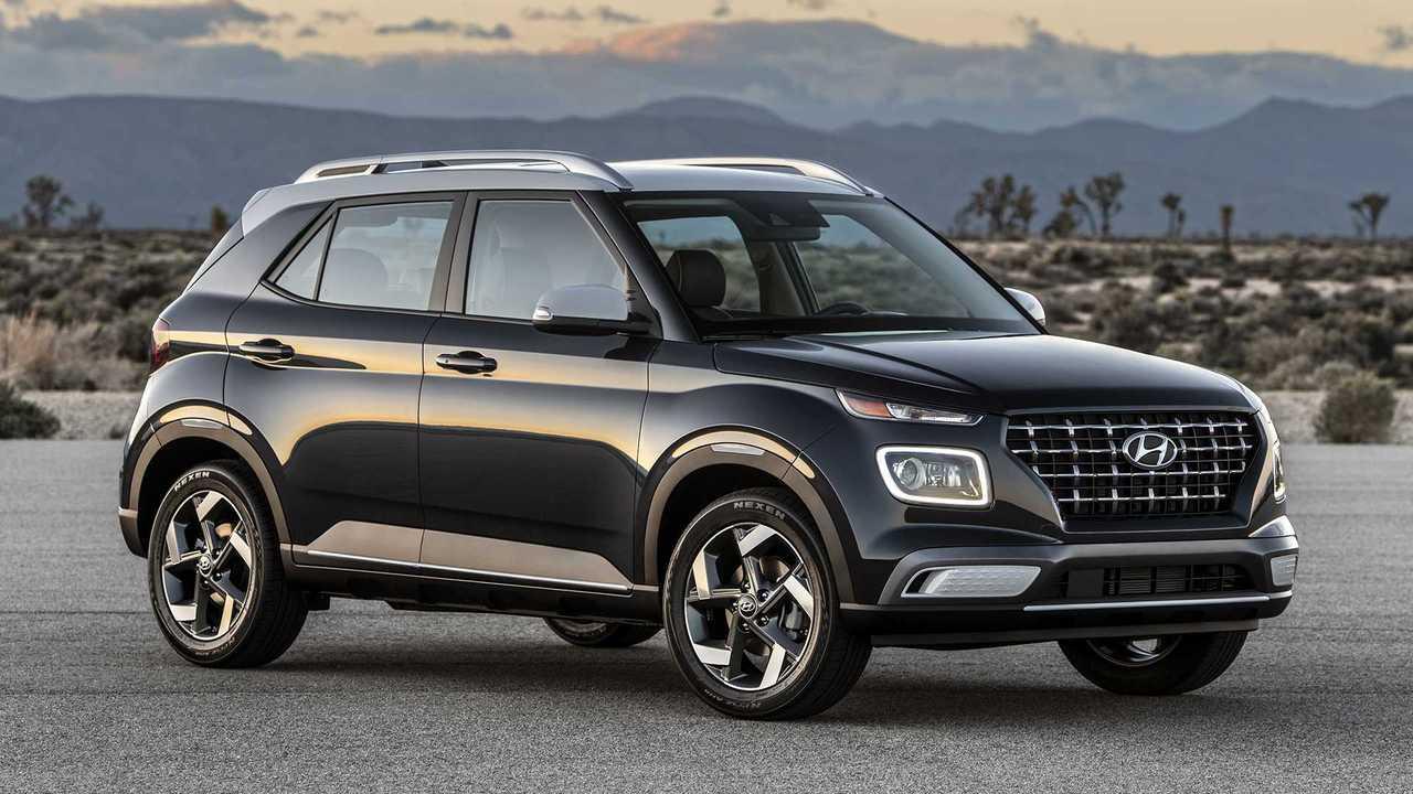 2020 Hyundai Venue Feature