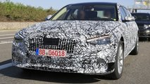 2021 Mercedes-Maybach S-Class spy photos