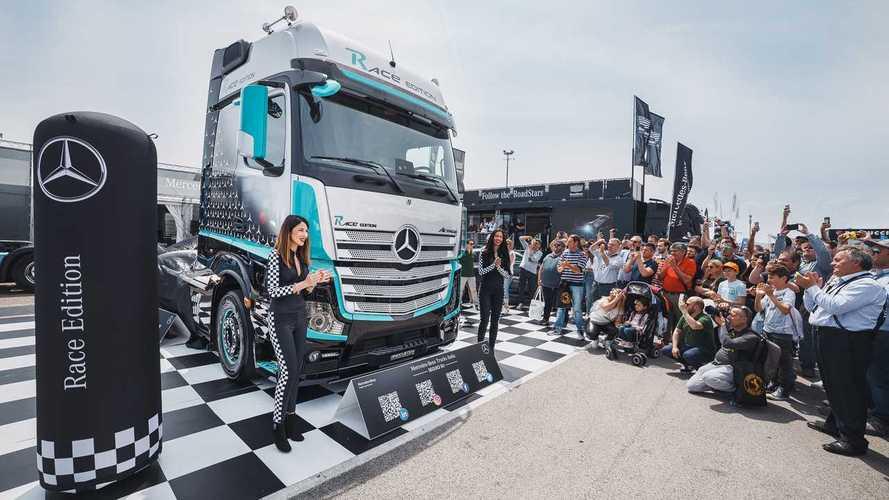 Mercedes-Benz Actros Race Edition