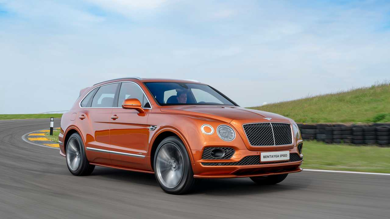 2020 Bentley Bentayga More Powerful Than Ever >> 2020 Bentley Bentayga Speed First Drive More Than Fast