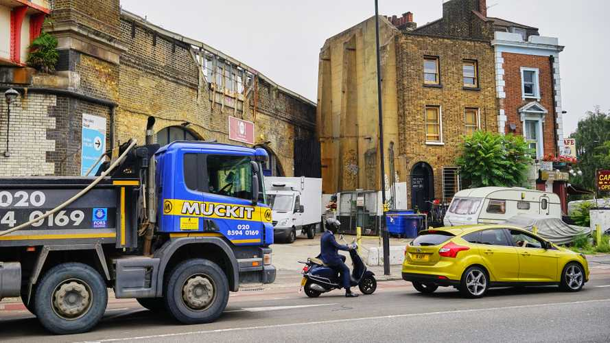 Public 'supportive' of London's new HGV safety rules, says TfL