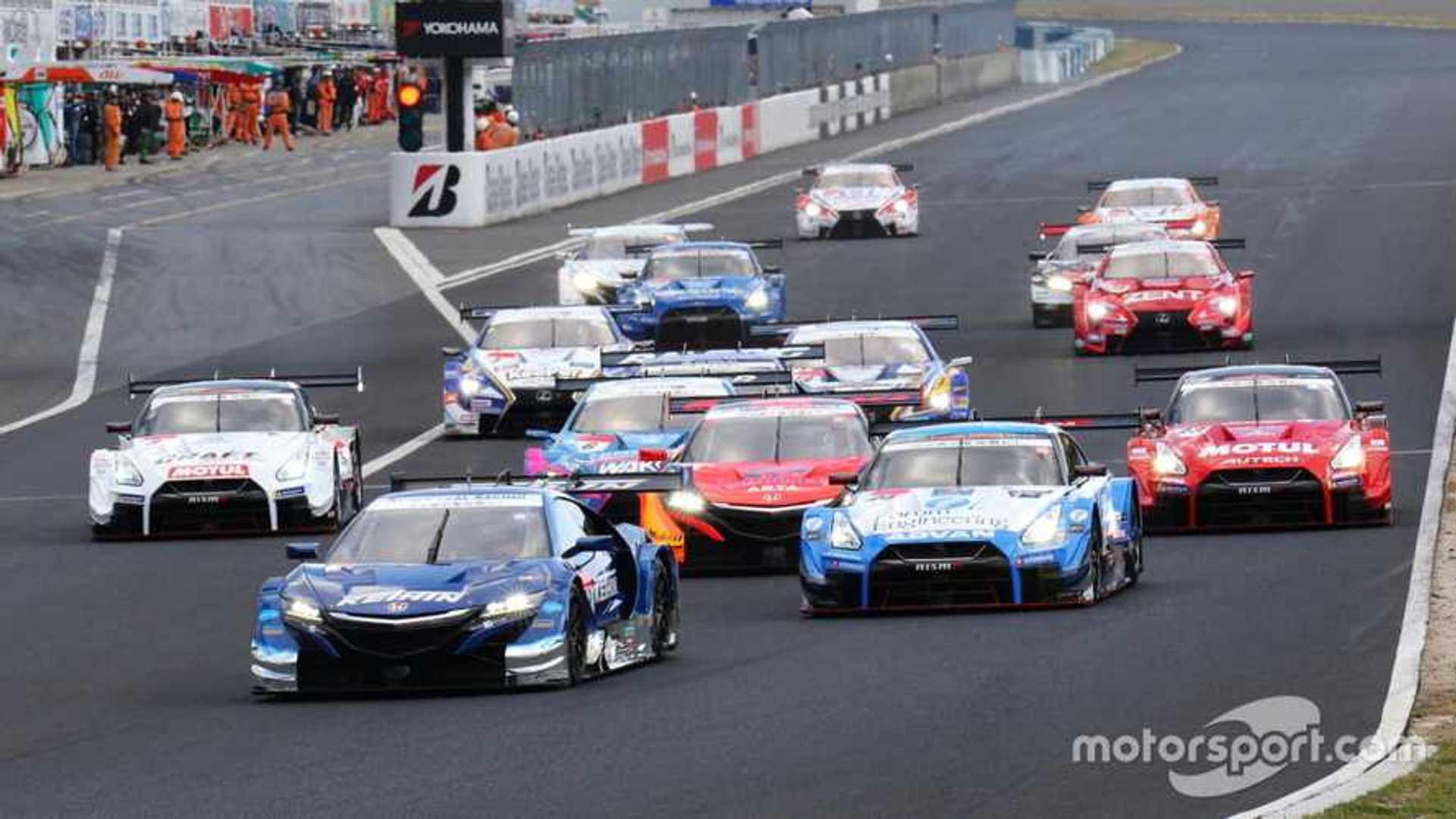 Motorsport.tv to stream 2019 Super GT season for free