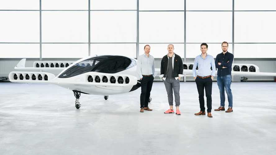 Lilium Reveals New Air Taxi, Celebrates Maiden Flight