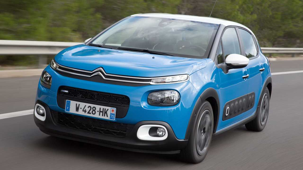 Citroen C3: Der mit der extrovertierten Optik
