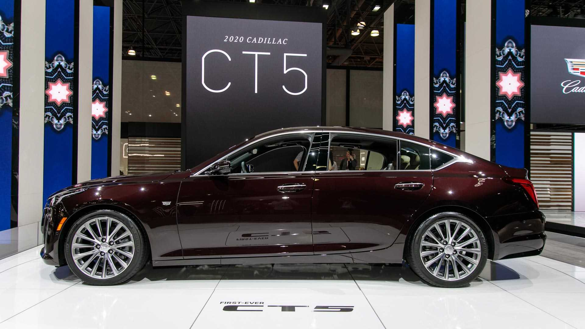 2020 Cadillac Ct5 Sedan Pricing Starts At 37 890
