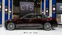 2020 Cadillac CT5 Live Images