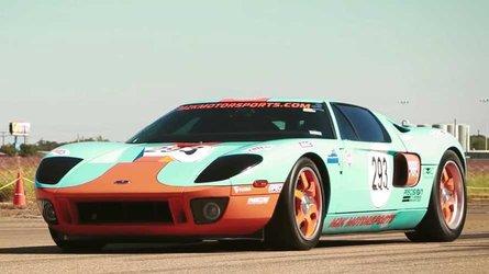 483 km/órával döntött sebességrekordot egy 2006-os Ford GT