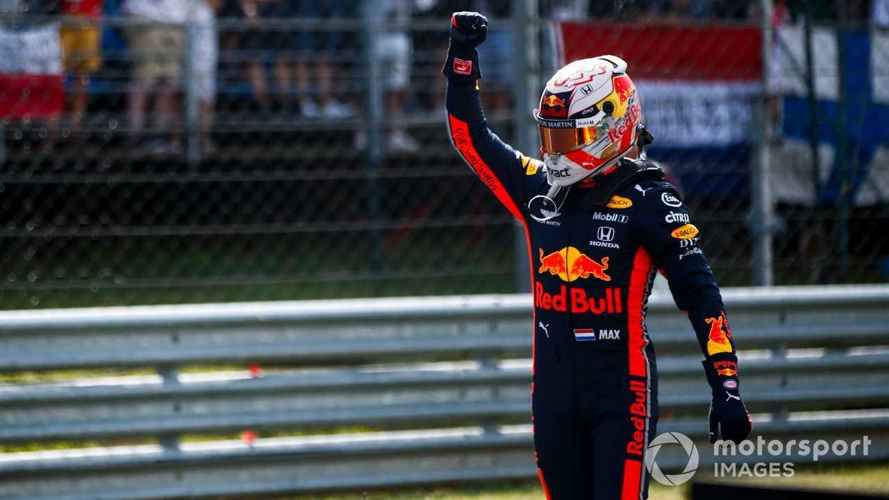 Pole Sitter Max Verstappen ay Hungarian GP 2019