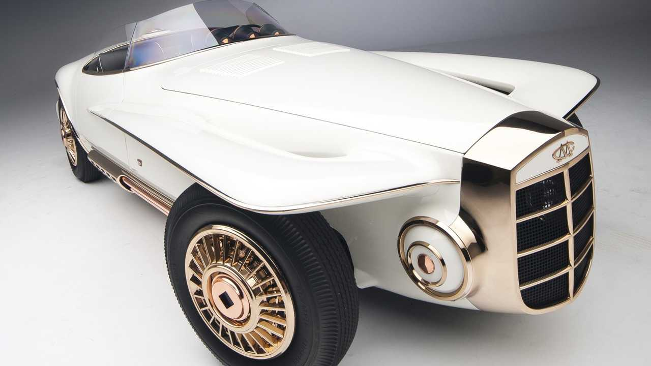 Mercer-Cobra Roadster (1965)