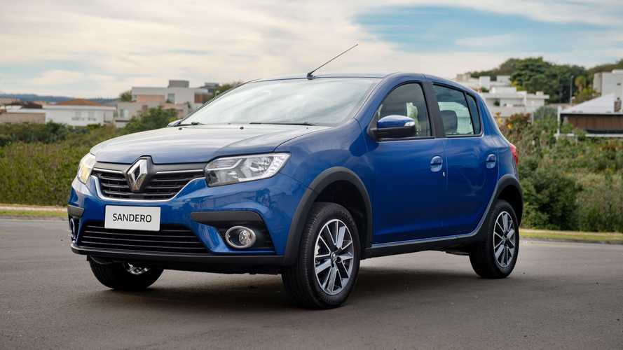 Renault lança novos Sandero, Logan e Stepway 2020; veja preços