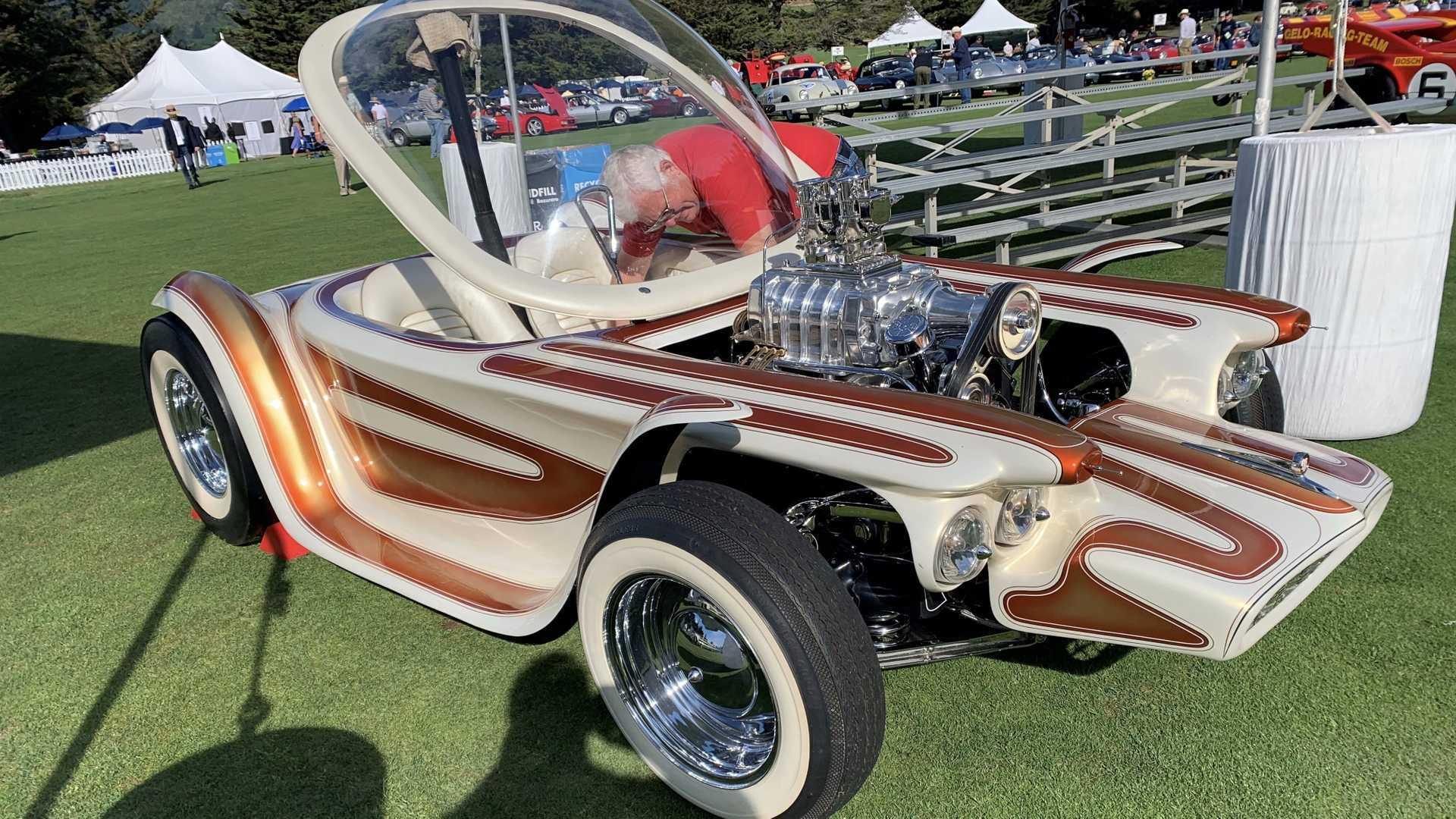 """[""""Hillsborough Names 1933 Chrysler Imperial LeBaron 'Best of Show'""""]"""