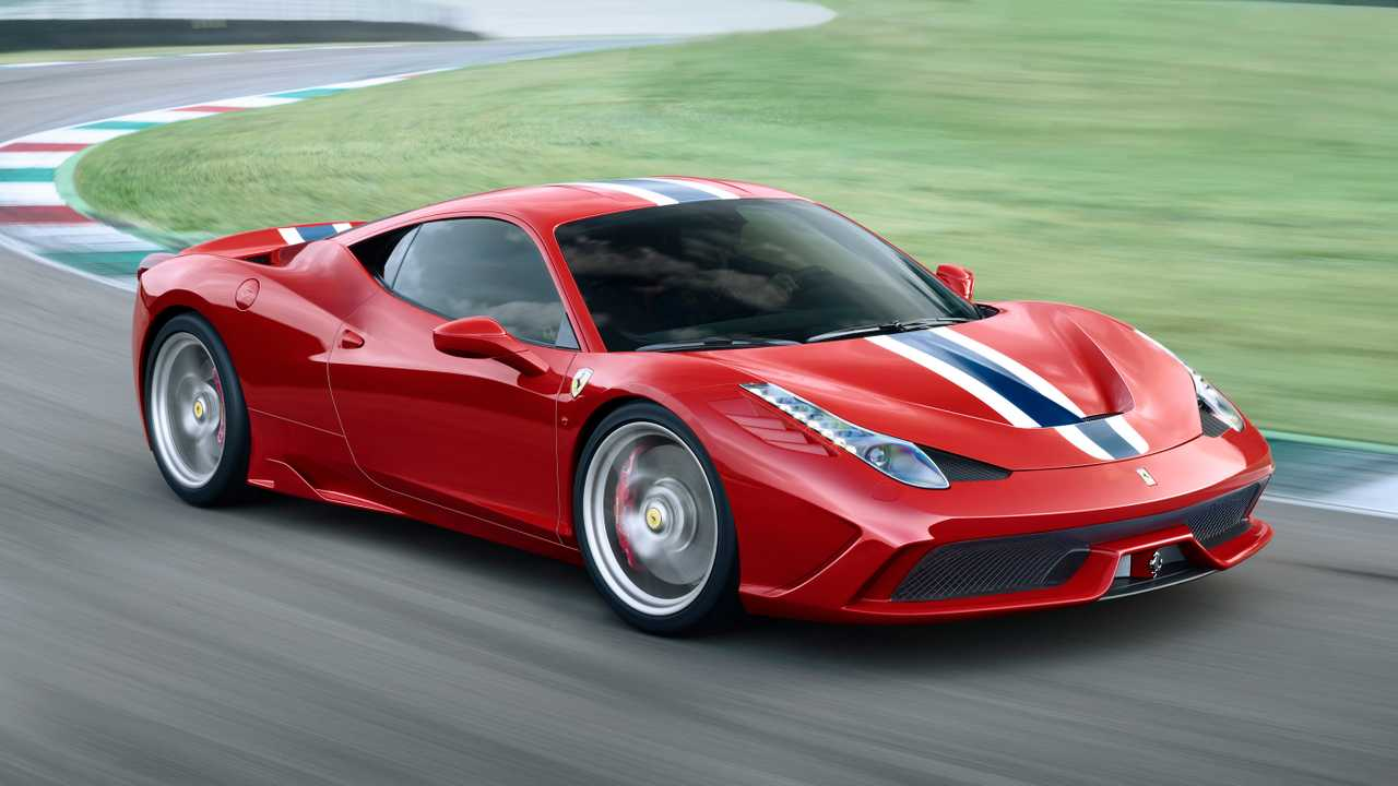 458 Speciale 2014-2015