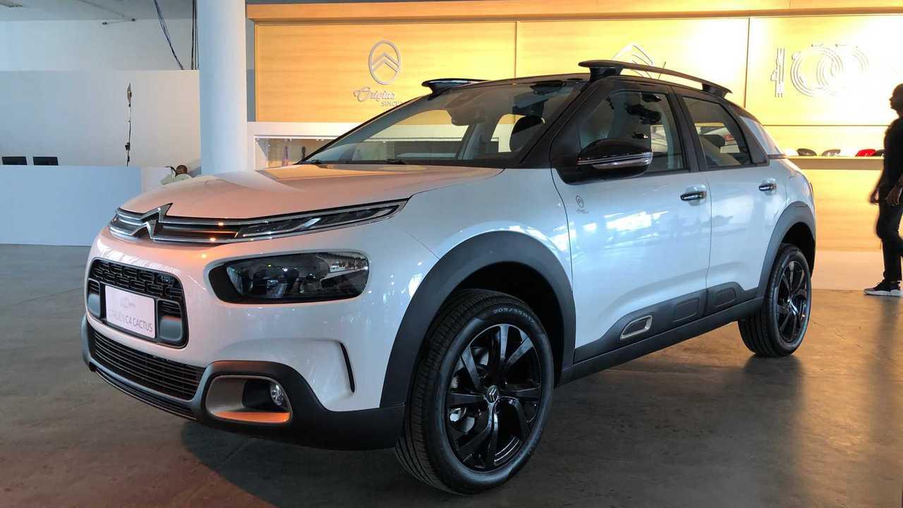 Citroën Série Especial 100 Anos Origins
