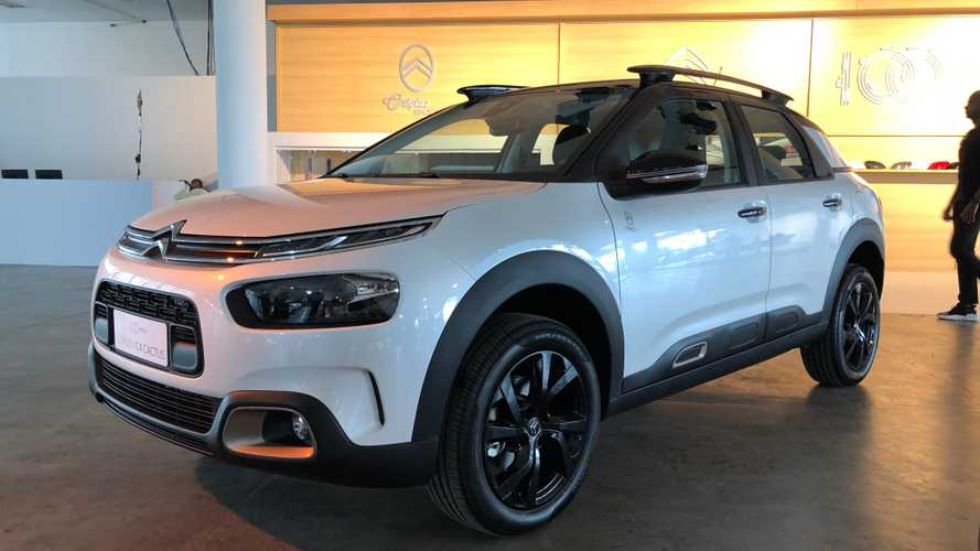 Citroën lança Série Especial 100 anos para C4 Cactus, C3, C4 Lounge e Aircross