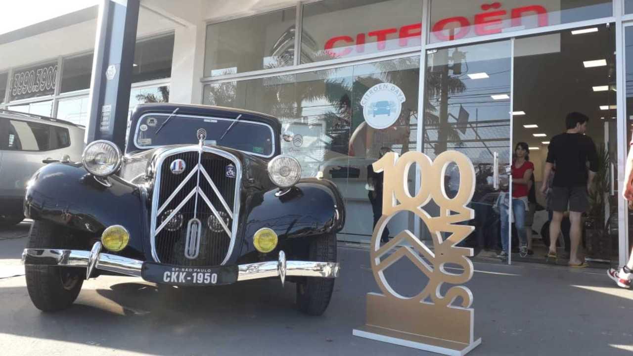 Citroën - Exposição 100 anos