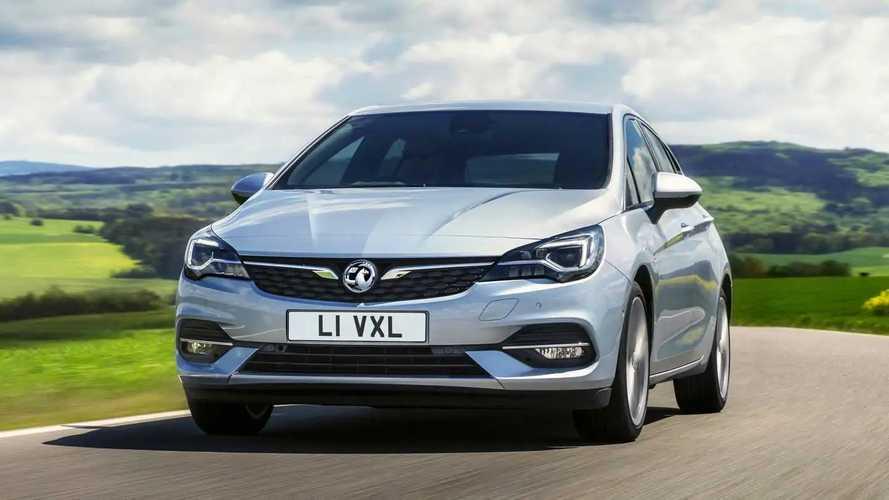 Opel Astra рестайлинг (2019)