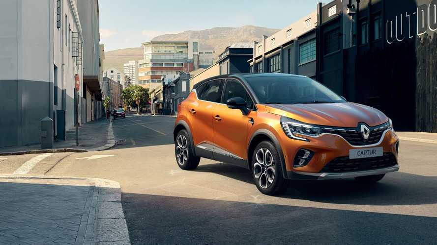 Renault Introduces All-New Captur. PHEV Version Coming In 2020