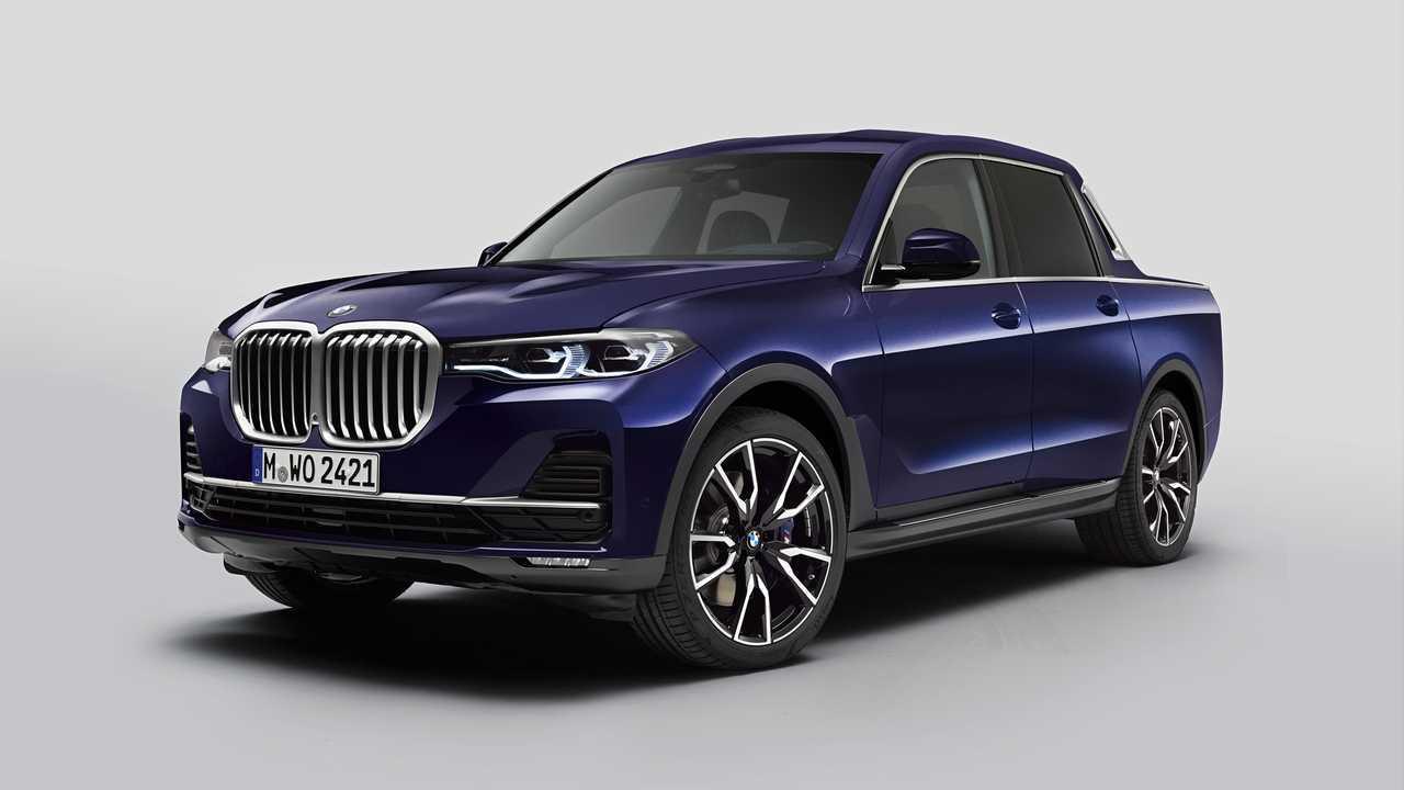 BMW X7 Pickup