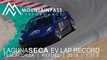 Tesla Model 3 Laguna Seca