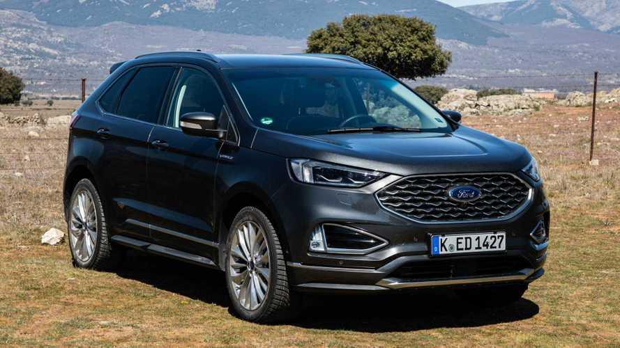 Prueba Ford Edge 2019: mirando al segmento SUV Premium