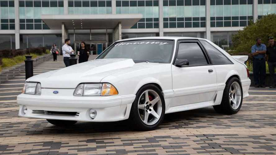 TX Man And His 1993 Ford Mustang GT Reunited After 17 Years