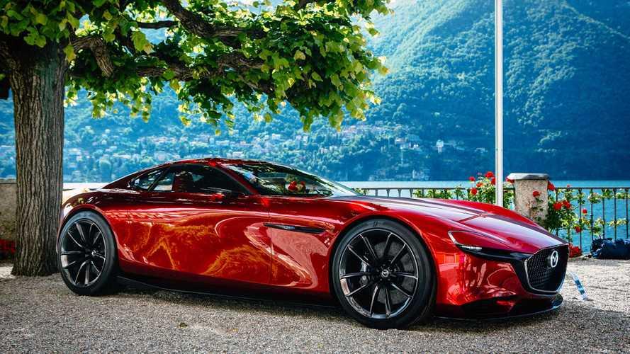 Mazda придумала еще один способ возвращения роторного мотора