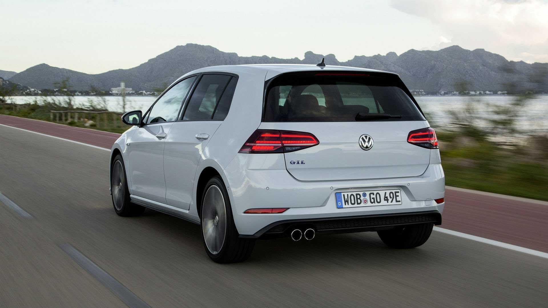 VW Golf GTE - Brasil