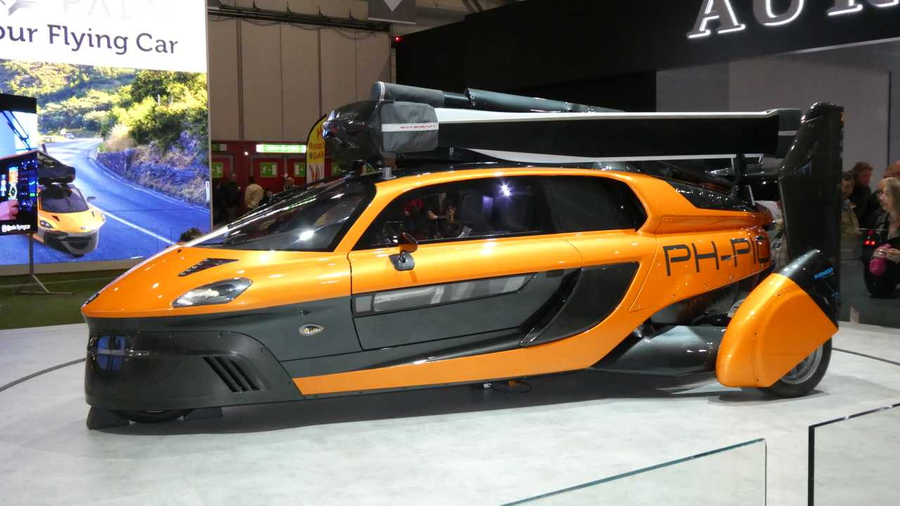 Pal-V - La voiture volante