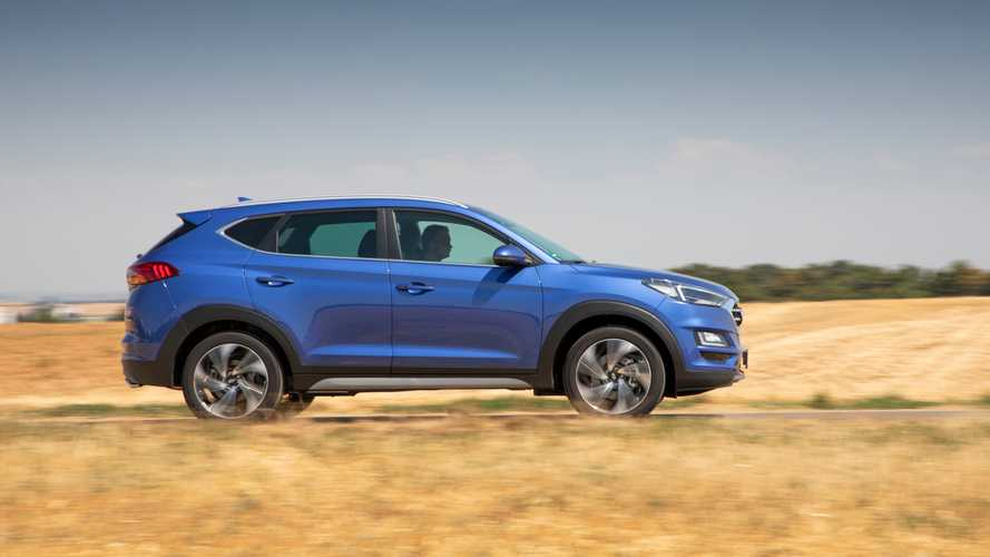 Hyundai Tucson: Alle Diesel bald mit Mildhybrid-System (Update)