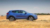 Hyundai Tucson 1.6 CRDi erhält 48-Volt-Mildhybrid-System