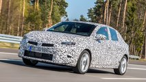 2020 Opel Corsa tests