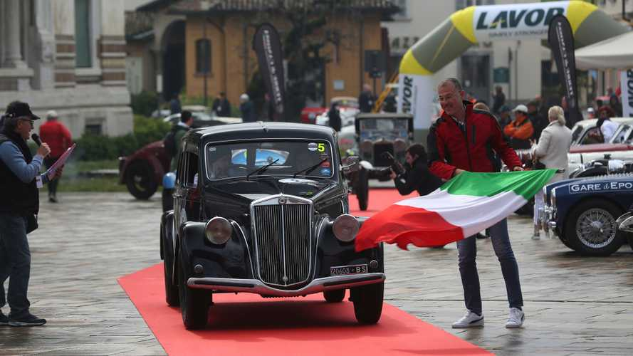 Meet the man who reinvigorated Italian classic car rallying