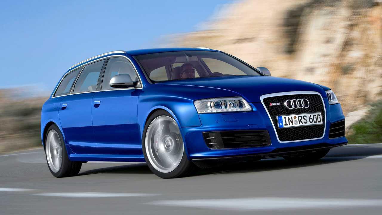 Audi RS 6 Avant (2008)