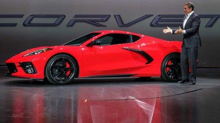 2020 Corvette Stingray's LT2 V8 Engine To Be Built In New York