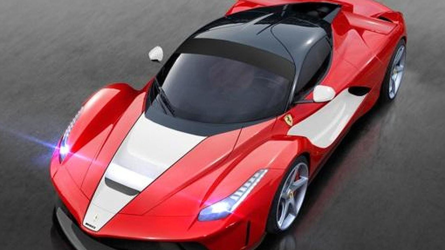 LaFerrari EVOXX rendered