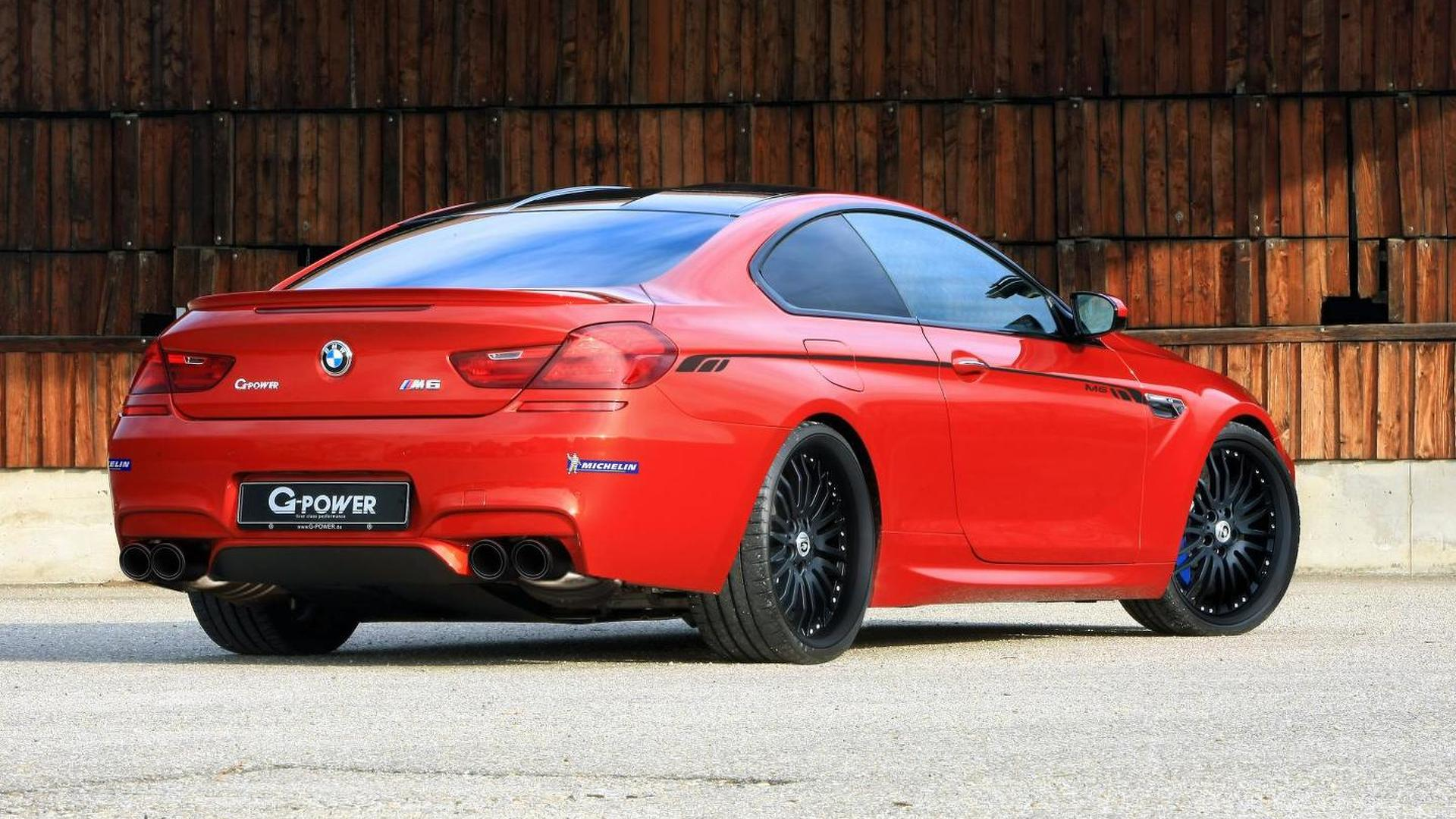 G Power Details Bmw M6 Coupe Tuning Program
