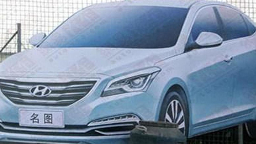 Hyundai Mingtu revealed in photographed billboard
