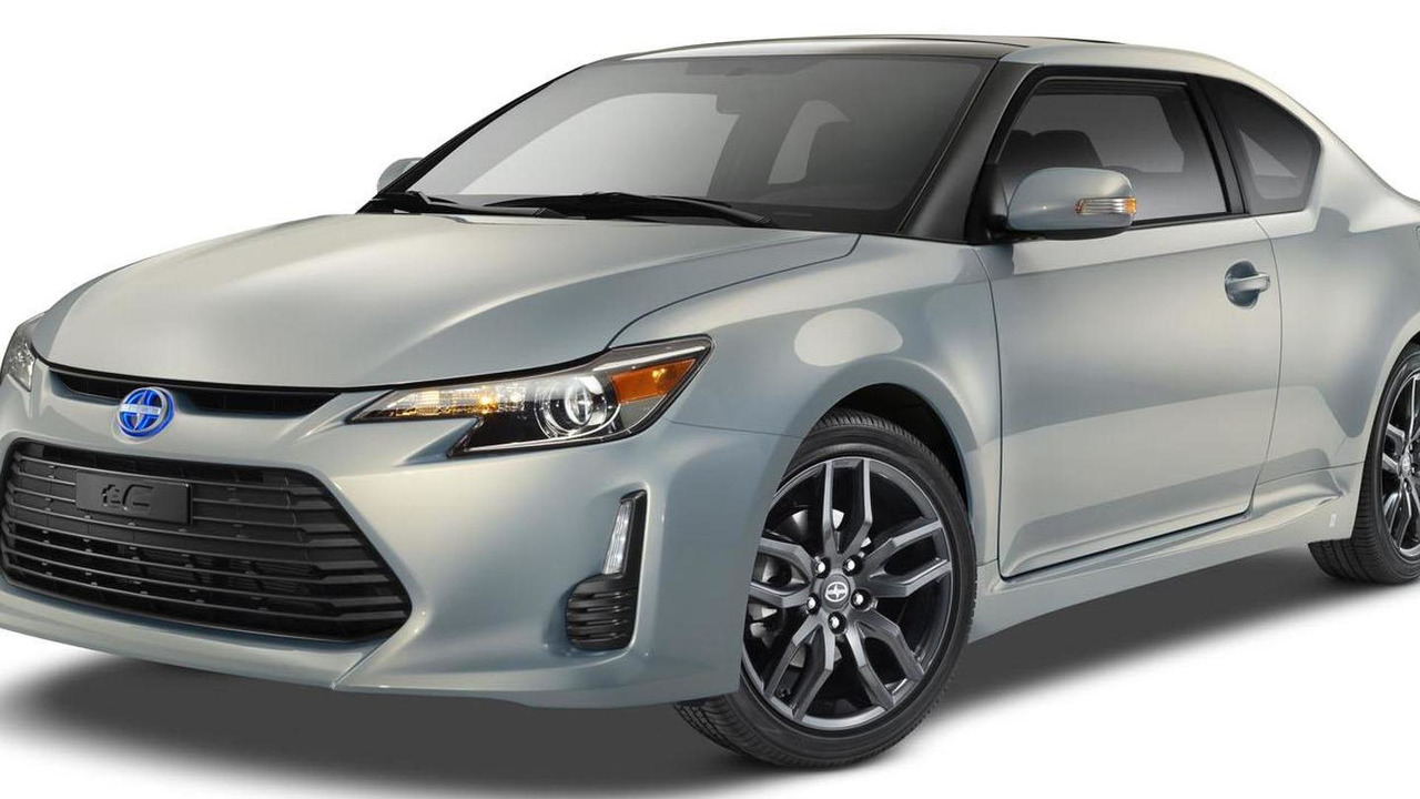 Scion tC 10 Series 28.3.2013
