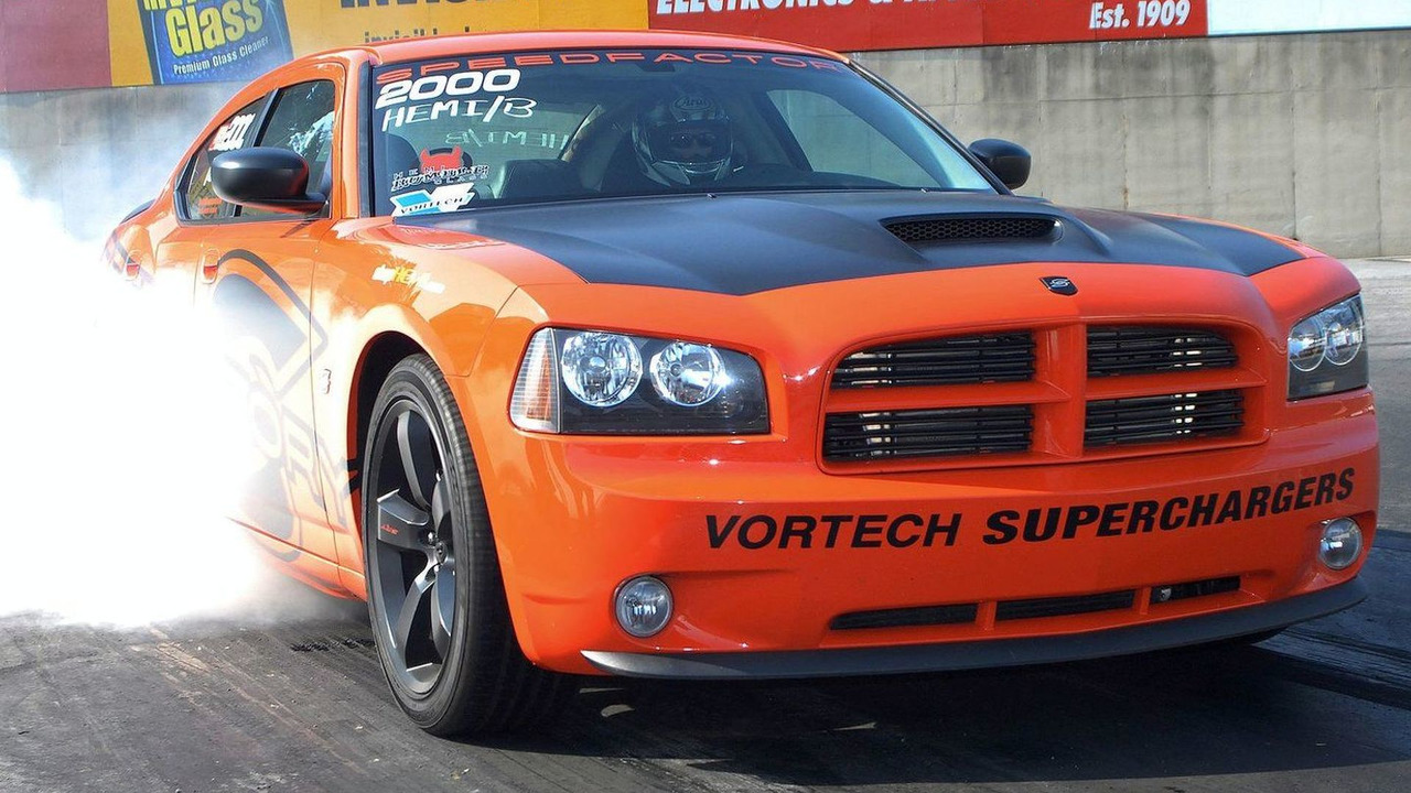 SpeedFactory 426 Charger Sets World Record Quarter Mile - 02.02.2010