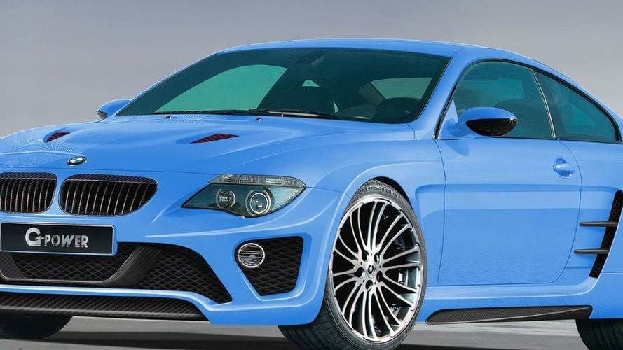 G-POWER M6 Hurricane CS Claimed to be World Fastest BMW Coupe