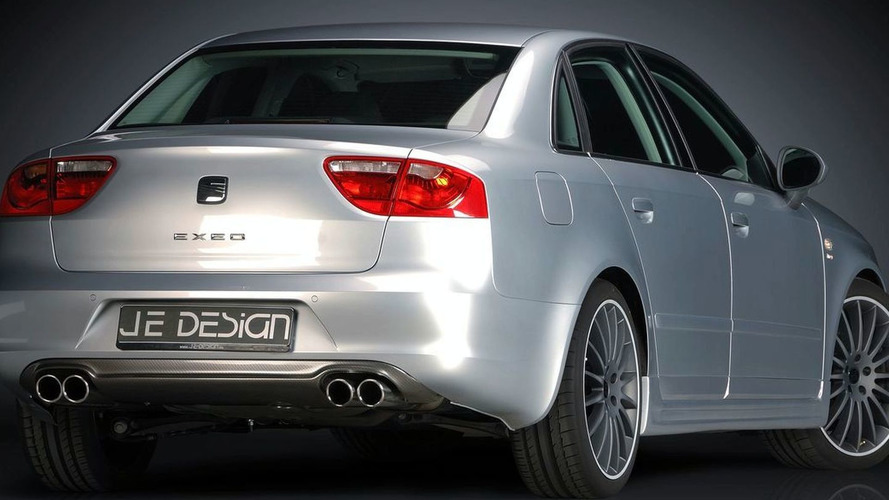 JE Design Adds Seat Exeo to Tuning Range
