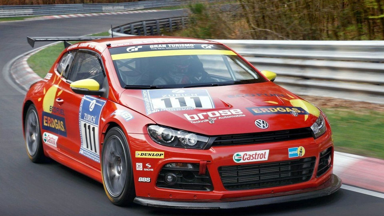 VW Scirocco GT24-CNG